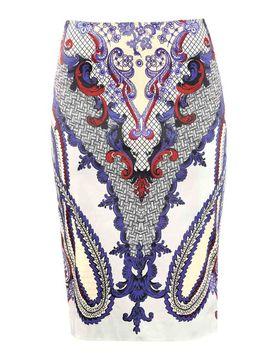 Farebná sukňa ALBA MODA