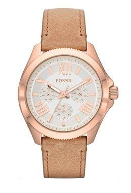 FOSSIL multifunkčné hodinky, piesok