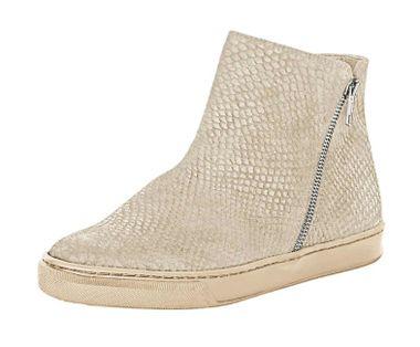 Heine členkové topánky, pieskové