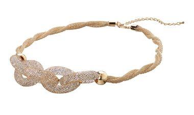 Heine náhrdelník so sklenenými kamienkami
