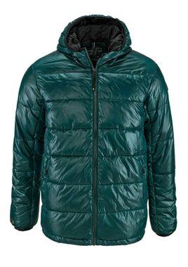 ICEPEAK Pánska prešívaná bunda, zelená