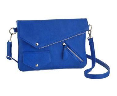 J. JAYZ listová kabelka, modrá