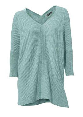 Kašmírový sveter, mätová PATRIZIA DINI