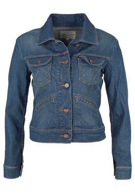 Klasická džínsová bunda Wrangler