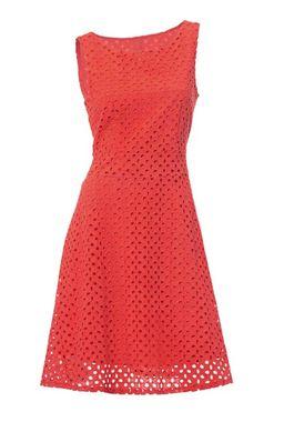 Koralové princess šaty Ashley Brooke