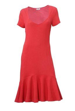 Koralové tvarovacie šaty Class International