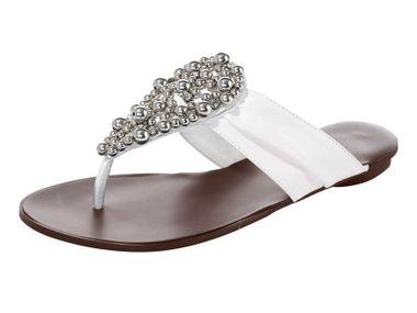 Kožené elegantné šľapky Andrea Conti