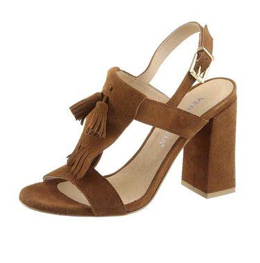 Kožené sandále VERO MODA