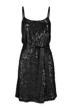 Krátke trblietavé šaty Laura Scott evening