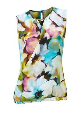 Kvetinová letná blúzka Ashley Brooke