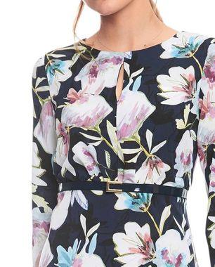 Kvetinové maxi šaty Rick Cardona
