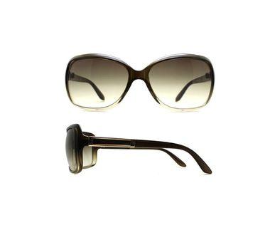 KW slnečné okuliare Miami - v matnej hnedej farbe