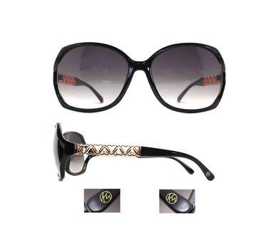 KW slnečné okuliare Monaco - čierne