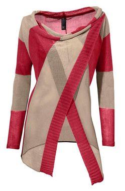 Ľahký asymetrický sveter HEINE - B.C.
