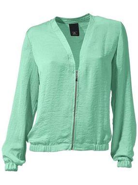 Ľahký zelenkavý bluzón HEINE - B.C.