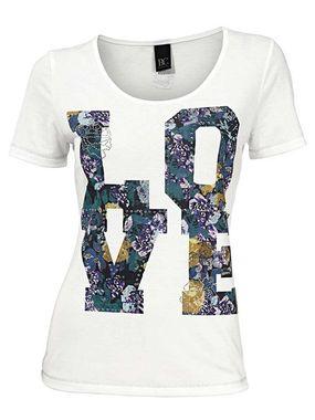 Letné tričko s aplikáciou HEINE - B.C.