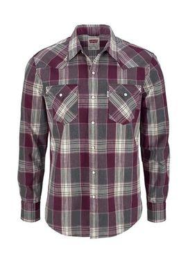Levi´s pánska karovaná košeľa