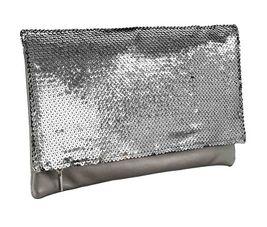 Listová kabelka s trblietkami HEINE