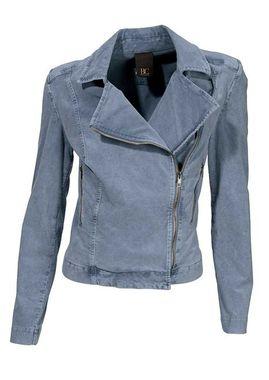 Menčestrové sako na zips HEINE - B.C.