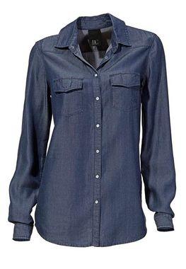 Nadčasová džínsová košeľa HEINE - B.C.