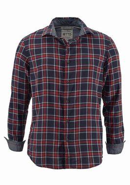 Pánska károvná košeľa Tom Tailor Denim