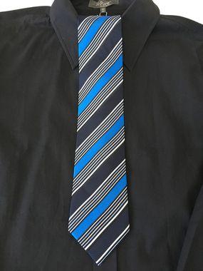Pánska pásikavá kravata