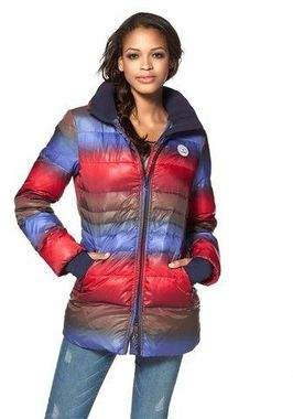 Páperová bunda na zips KangaROOS