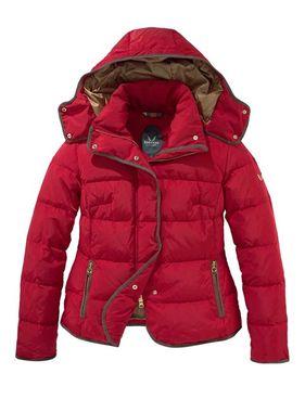 Páperová červená bunda BOSIDENG