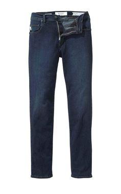 PIONEER pánske džínsy, tmavo modré