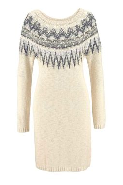 Pletené šaty s nórskym vzorom, Aniston