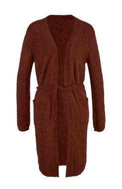 Pletený dlhý sveter Aniston