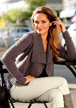 Pletený sveter Vivien Caron