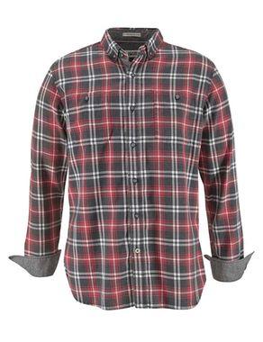 Pohodová károvaná košeľa Tommy Hilfiger