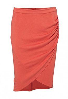 Príťažlivá oranžová sukňa HEINE