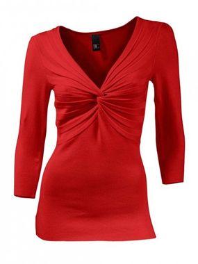 Príťažlivý červený pulóver HEINE - B.C.