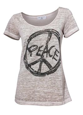 Púdrové tričko s motívom Rick Cardona