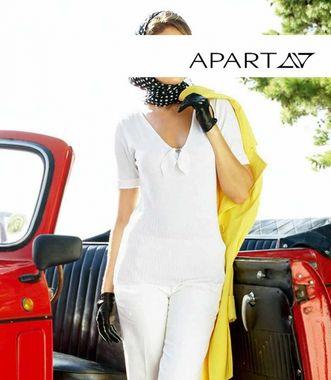 Biely pulóver APART