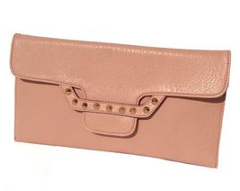 Ružová listová kabelka DIETZ