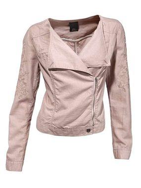 Ružové sako s ľanom B.C. - HEINE