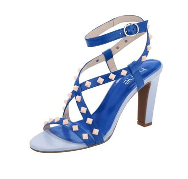 Sandálky kráľovsky modré