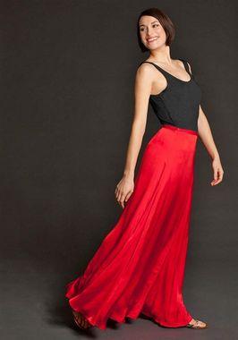 Saténová sukňa Laura Scott