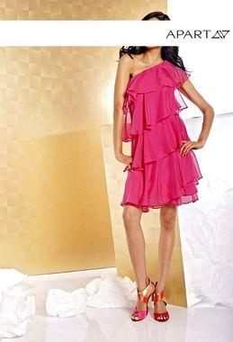 Šifónové veľkolepé šaty APART