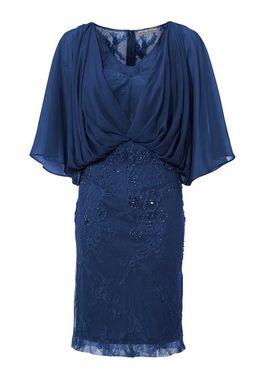 Spoločenské šaty v kráľovskej modrej