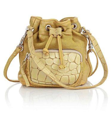 Štýlová kožená taška CATERINA LUCCHI