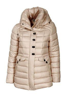 Štýlová prešívaná bunda s kapucňou HEINE
