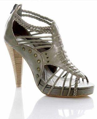 Štýlové sivé sandále Chillany - HEINE