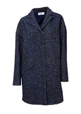 Štýlový vlnený kabát Rick Cardona