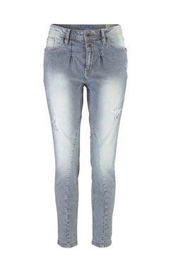 Tom Tailor Denim džínsy pruhované