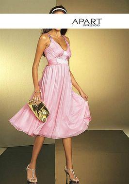 Ružové šaty APART