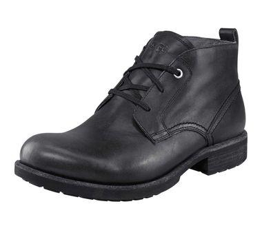 Značkové pánske topánky UGG, čierne